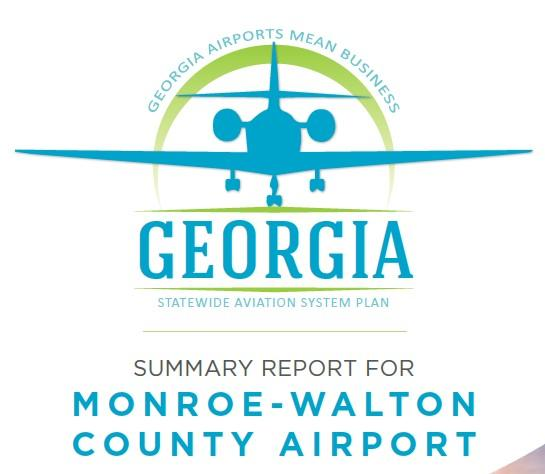 Statewide Opportunities For Linking Planning And: Georgia Statewide Aviation System Plan